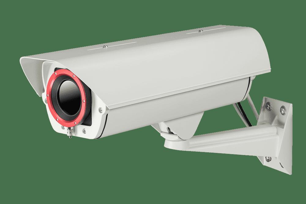 Zewnętrzna obudowa ochronna do kamer termowizyjnych - zamknięta