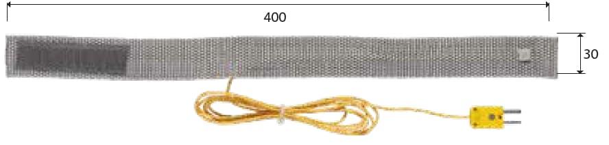 Opaskowa termopara typu K DeltaOHM TP662