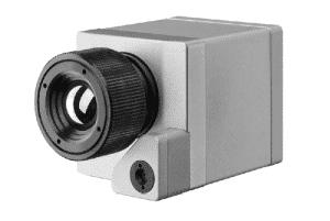 Optris PI 200 & PI 230: Stacjonarne kamery termowizyjne z wbudowanym podglądem video