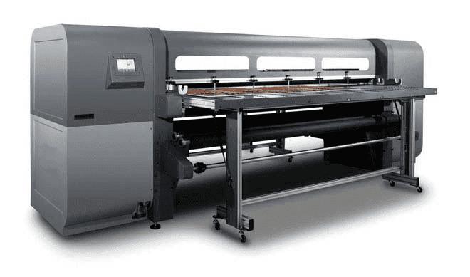 Kontrola temperatury rolek w procesie drukowania