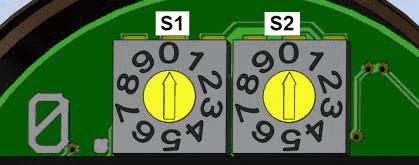 Mikroprzełączniki do ustawiania emisyjności