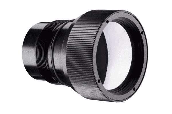 Obiektyw ACPIO13 do kamer termowizyjnych PI400 oraz PI450