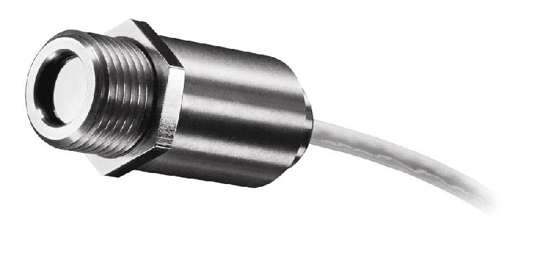 Pirometr Optris CSmicro - widok głowicy