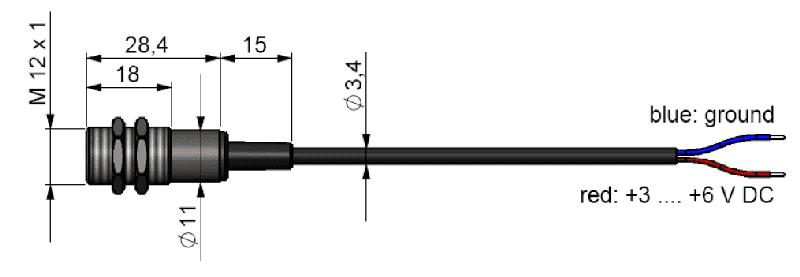 Wskaźnik laserowy ACCTOEMLST