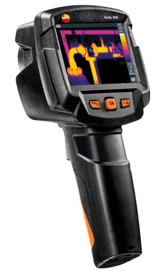 Kamera termowizyjna Testo 868