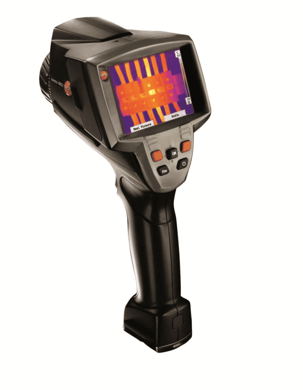 Kamera termowizyjna Testo 882