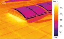 Termografia pokryć dachowych