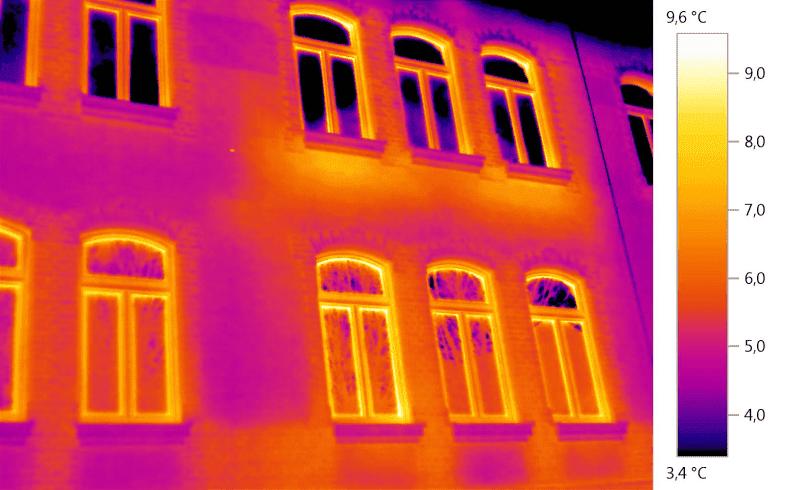 analiza termiczna budynku i audyty energetyczne
