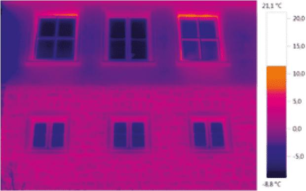 pomiar termowizyjny z funkcja scale assist