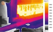 pomiar wysokich temperatur
