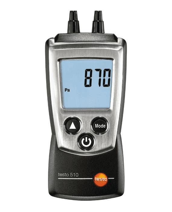 Pomiar różnicy ciśnień w filtrach