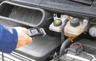 Kontrola temperatury w warsztatach samochodowych i stacjach diagnostycznych