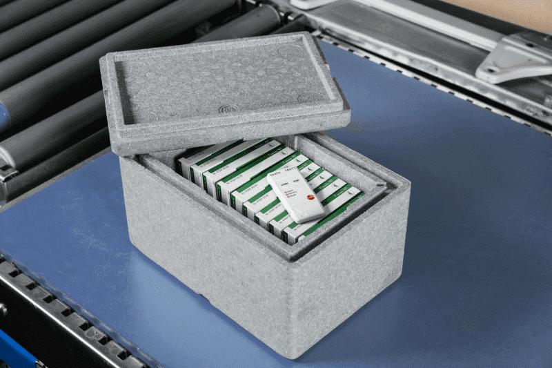 Monitorowanie i dokumentowanie temperatury, wilgotności i wstrząsów w usługach logistycznych dla farmacji