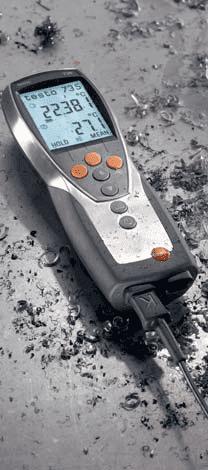 wytrzymala obudowa termometru