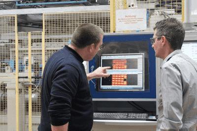 Kontrola jakości w procesie termoformowania elementów wyposażenia aut